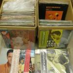 買取したレコード