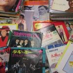 レコード処分もの買い取りました