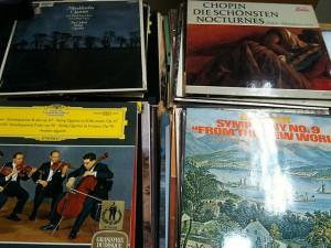 輸入盤クラシックのレコード買取